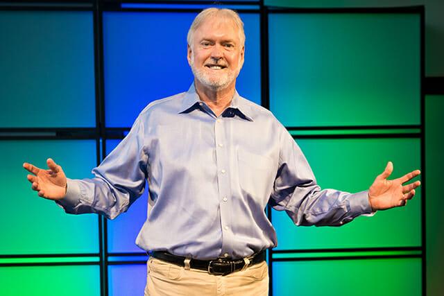 Pastor James Greer