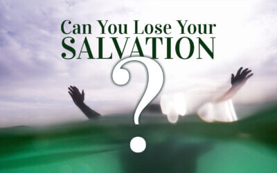 Can You Loose Your Salvation – Pastor Darrell Ingram