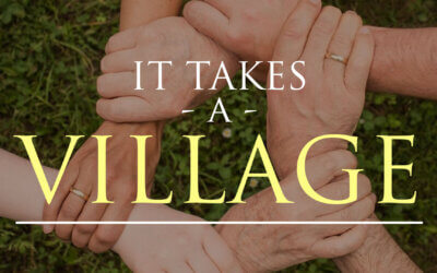 Pastor Richie – It Takes A Village