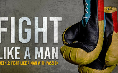 Fight Like A Man With Passion