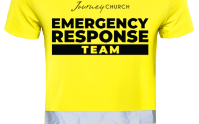Emergency Response Team at Journey Church in Pineville