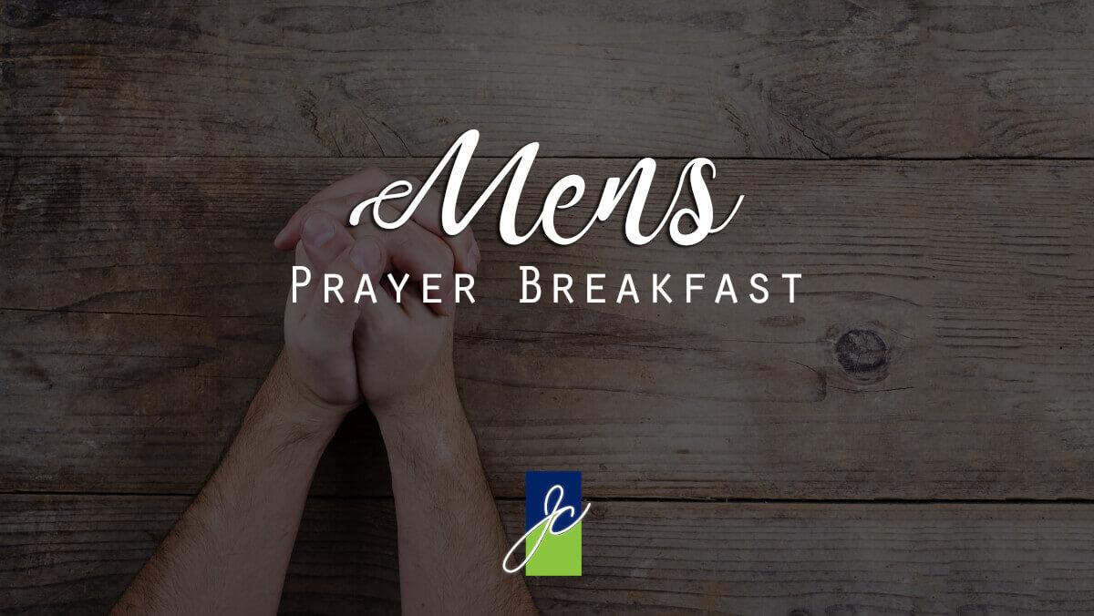 mens prayer breakfast in pineville