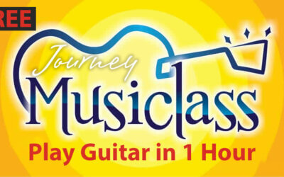 Journey Music Guitar Class in Alexandria