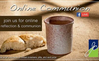 Online Communion – Pandemic Panic or Passover Peace