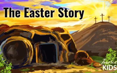 Easter Sunday 4/12/2020 Kids Church Online