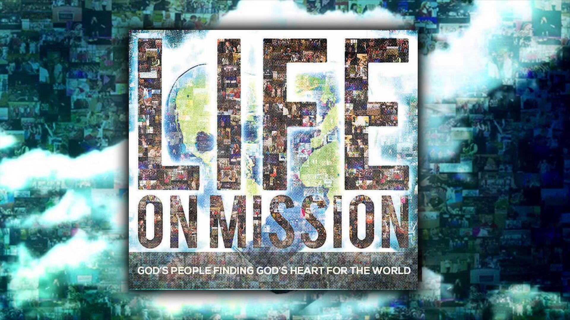 Life on Mission - Tim Harlow