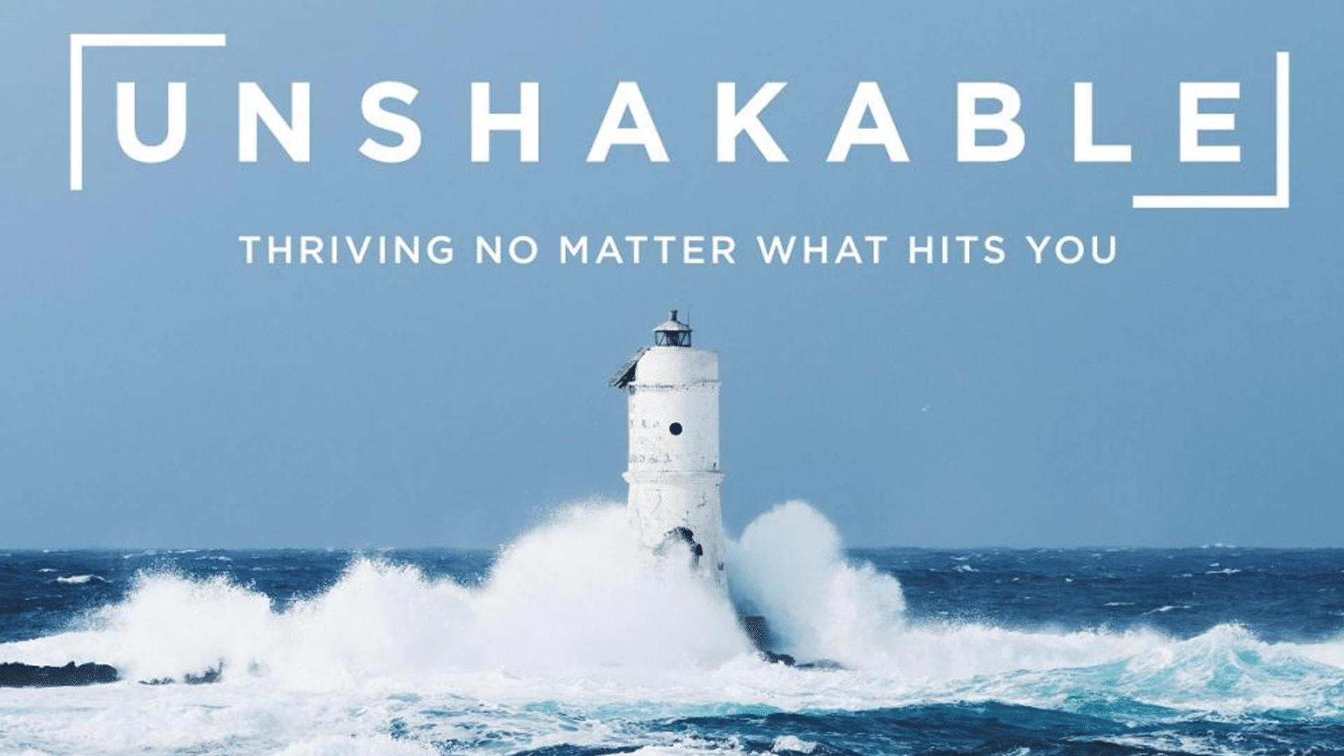 Unshakable - Rick Warren