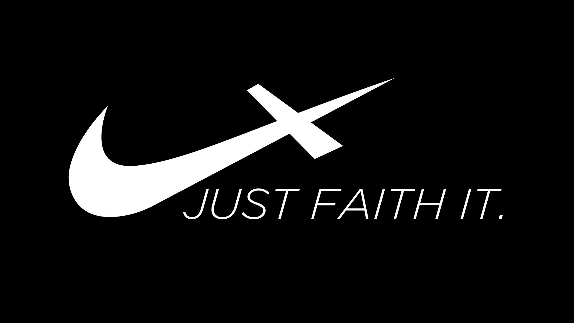 just faith it