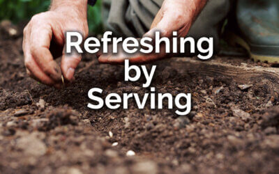 Refreshing by Serving
